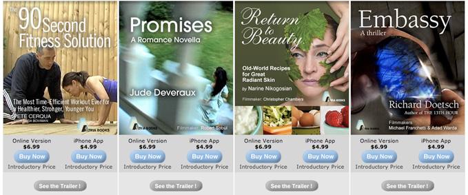Tytuły dostępne na vook.com