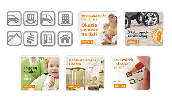ikonki i banery bebecar.pl