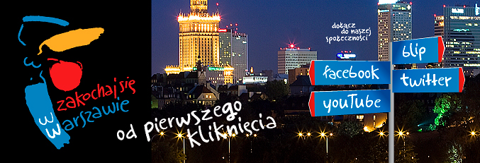 Warszawa w Social Media